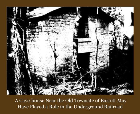 Barrett Cave-house