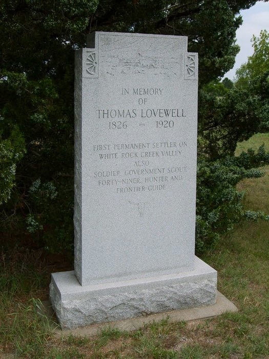 Lovewell Monument