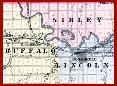 Sibley Map
